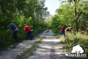 oakeylife-útkarbantartás-peszéri-erdő2020